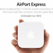 Apple verkündet das Aus für AirPort-Produkte inkl. Time Capsule