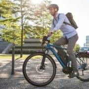 E-Bike vom Chef
